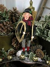 Byers Choice Chimney Sweep Great New '15 Design Great Christmas Character Piece!