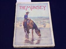 1906 JUNE THE MUNSEY MAGAZINE - COCA-COLA AD - ILLUSTRATIONS - II 7185