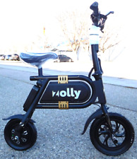 Zolly Folding Electric Bicycle - Eco-Friendly Collapsible E-Bike