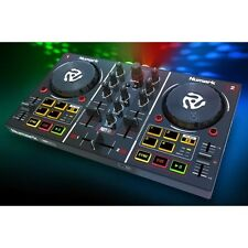 Numark Party Mix DJ Controller with Built-in Light Show & Software inc Warranty