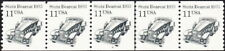 US - 1985 - 11 Cents Dark Green Stutz Bearcat # 2131 PNC5 Plate #3 - Antique Car