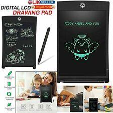 """8.5"""" LCD Digital Electrónico Escribir Dibujar Tablet Pad para niños gráficos Bloc de notas"""