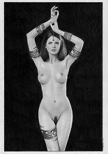DYNAMITE Comics Sexy DEJAH THORIS Original Art 9x12 PRINCESS of MARS JOHN CARTER