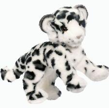 Douglas Irbis SNOW LEOPARD Plush Wildcat Stuffed Animal Cuddle Toy Wild Cat