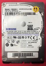 SAMSUNG HARD DISK 400GB 2,5'' NOTEBOOK PS3 MACBOOK DISCO HM400LI