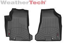 WeatherTech FloorLiner Car Mats for Hyundai Tucson - 2005-2009 - 1st Row Black