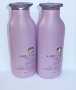 Pureology Hydrate  Shampoo   2 x 250ml
