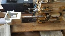 Z axis ballscrew assembly from Weeke BP80