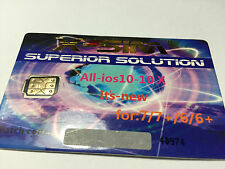 NEW UNLOCK SIM CARD X-SIM SUPERIOR SOLUTION for iPhone 5 5S 5C 6 6+ 6S 6S+ 7 7+