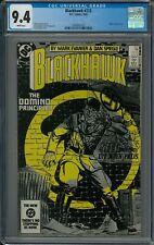 BLACKHAWK #272 CGC 9.4 (9/84) DC Comics white pages