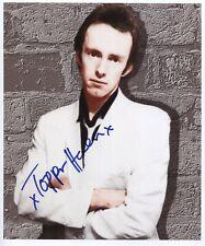 Topper Headon The Clash SIGNED Photo 1st Generation PRINT Ltd, + Certificate / 2
