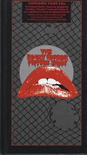 4 CD Set    The Rocky Horror Picture Show    -     VARIOUS ARTISTS