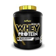 Ultimate whey protein 2 kg sabor vainilla - bigman proteinas