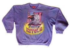 """Felpa Vintage Originale anni' 80 - RETOUR- size """"L"""" Vintage Sweatshirt 80s Italy"""
