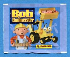 (N1) BOB DER BAUMEISTER - Panini 2002 -Bustina/Packet- Figurine-Stickers FULL