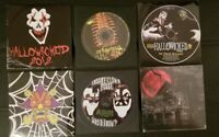 Insane Clown Posse - Hallowicked CD Lot Set twiztid horrorcore esham dark lotus