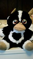 9 Inch Plush Doll Mohawk Gremlins Black White Tag Warner Brothers