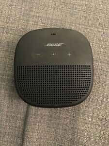 Bose SoundLink Micro Bluetooth Portable Speaker, Black