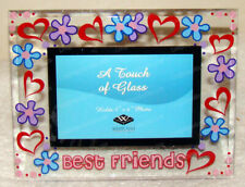 Best Friends Frame (A Touch of Glass by Westland, 21141) 4x6 photo