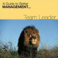 Team Leader (US IMPORT) CD NEW