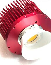 LED LAMP Cree CXB3590 3.500K + 60W DRIVER MeanWell + RED Heatsink Grow Light
