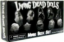 "Living Dead Dolls 4"" Minis Series 16 Mezco Direct Excl Variant Set of 5 MINT"