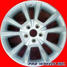 "JEEP PATRIOT COMPASS 2013 2014 18"" POLISHED SILVER OEM WHEEL RIM 2381"