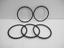 LOT OF 5 WORKSMART ZMSCA80227 O-RING AFLAS DASH 227 2.1250 ID 2.3750 OD, NEW