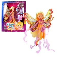 World of Winx - Dreamix Fairy Puppe - Fee Stella magisches Gewand