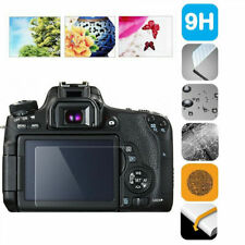 Tempered Glass Camera LCD Screen HD Protector for Canon EOS 850D G5X MARKII