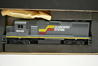 "ATHEARN HO ""SEABOARD SYSTEM"" GP38-2 POWER LOCOMOTIVE #6042 New"