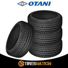 (4) New Otani KC2000 235/50ZR17 96W Tires
