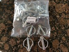 8mm Lynch Pin Pack of  25 Set Tail Gates, Drop side Trailers, Trucks