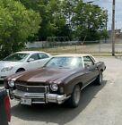 1973 Chevrolet Monte Carlo 1973 CHEVROLET MONTE CARLO SPORT COUPE 1973 CHEVROLET MONTE CARLO
