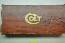 Colt #232 SAA Wood Grain Styrofoam box