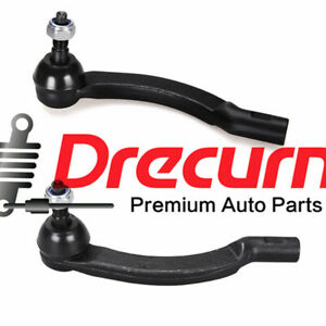 2PC Outer Tie Rod End SET For VOLVO 850 960 C70 S70 S90 V70