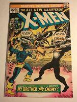 Uncanny X-Men #97, FN 6.0, 1st Appearance Lilandra, Wolverine, Storm; MVS