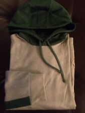 NWT Nike Therma-Fit Mens Hoodie Size 3XL Gray Green Ducks Colors Y5