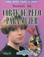 Manual De Corte De Pelo Para Mujer (Spanish Edition)-ExLibrary