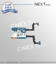 FLAT CAVO CONNETTORE DI RICARICA USB PER SAMSUNG GALAXY I9105 S2 PLUS