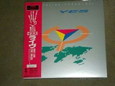 Yes ‎9012 Live The Solos Japan Mini LP