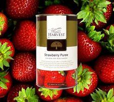 STRAWBERRY FRUIT PUREE OREGON FRUIT PRODUCTS WINE BEER MEAD MOCKTAIL BASE 49oz
