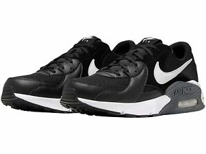 Nike Men's Air Max Excee CD4165-001 Black/Dark Grey/White Size 7.5-12 New