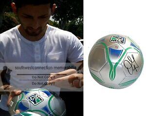 Omar Gonzalez Toronto FC Signed MLS Soccer Ball USMNT USA Proof of Autograph COA