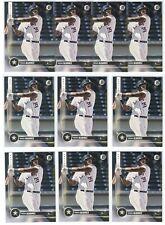 x10 YORDAN ALVAREZ 2019 Bowman Direct Gary Vee Rookie Card RC lot/set #6 Astros!