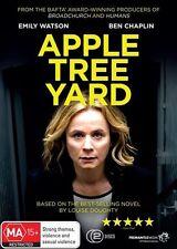 Apple Tree Yard (DVD, 2017, 2-Disc Set)