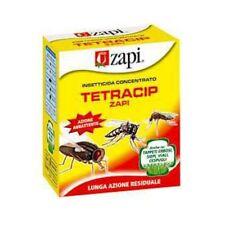 Zapi Tetracip Insetticida concentrato contro Mosche Zanzare Formiche Scarafaggi