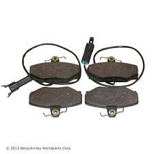 Beck Arnley 087-1355 FRONT Disc Brake Pads 88-89 Jaguar Vanden Plas XJ6