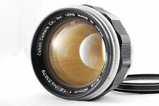 NEAR MINT Canon 50mm F/1.2 Leica Screw Mount LTM M39 from JAPAN 1025