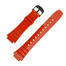 Casio Replacement Red Strap W-214HC-4AV 10409324
